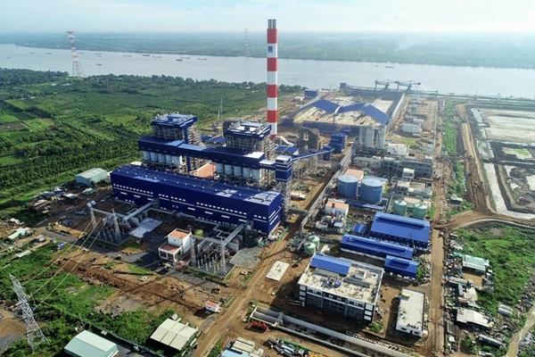 Trung tâm Điện lực Sông Hậu sẽ bổ sung nguồn năng lượng lớn cho khu vực và cả nước.