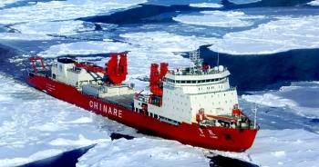 """Trung Quốc lên kế hoạch triển khai """"con đường tơ lụa trên băng"""""""