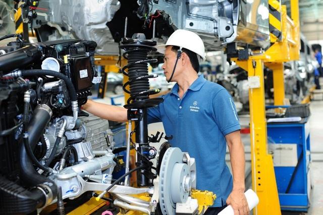 Các ông lớn xe hơi Mỹ, Nhật, Hàn nhập hàng tỷ USD linh kiện từ Việt Nam - 1
