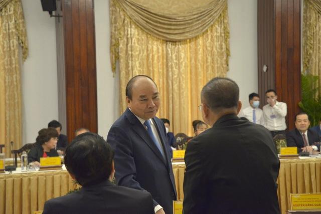 Thủ tướng: Sẽ xuất hiện các tập đoàn khổng lồ mang tên Việt Nam - 3