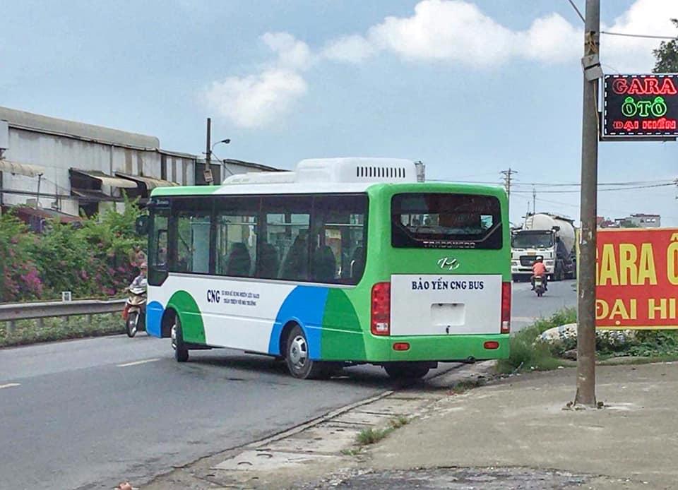 Đề xuất mở rộng vùng phục vụ của 2 tuyến buýt sử dụng năng lượng sạch