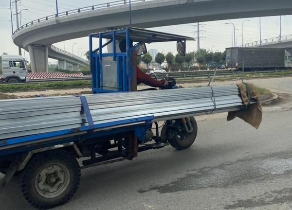 Từ ngày 15/3, TP Hồ Chí Minh mở cao điểm xử lý xe 3 bánh, xe cũ nát, xe tự chế