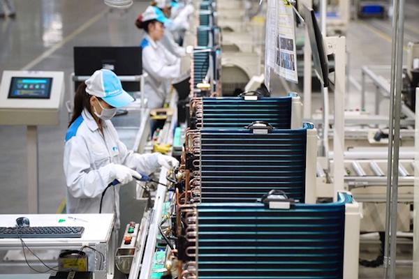 JETRO: Việt Nam được coi là quốc gia 'định hướng xuất khẩu'
