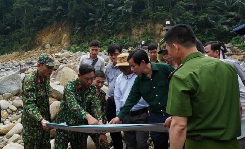 Khởi động lại cuộc tìm kiếm 11 nạn nhân mất tích ở Rào Trăng 3