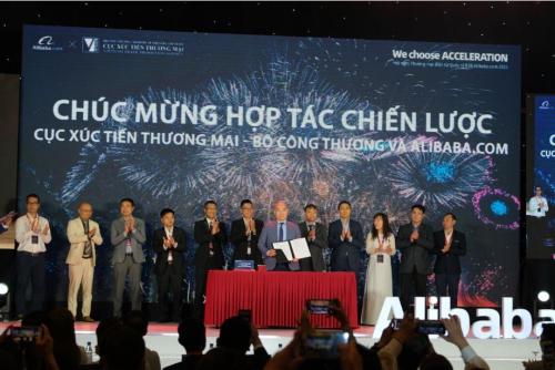 Tham vọng lớn của Alibaba tại Việt Nam
