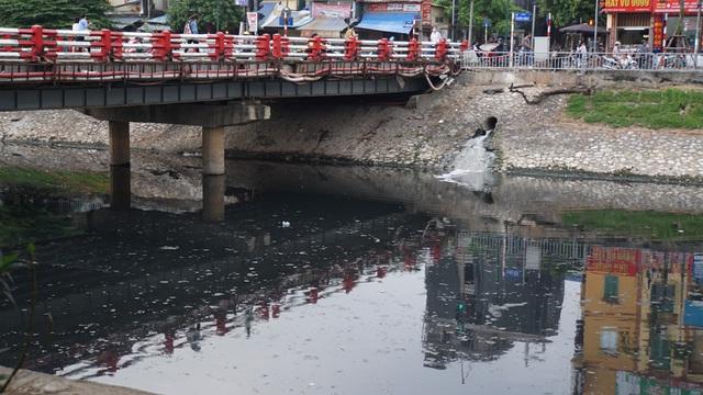 TPHCM hồi sinh được kênh Nhiêu Lộc hôi thối, Tô Lịch ở Hà Nội thì sao? - 2