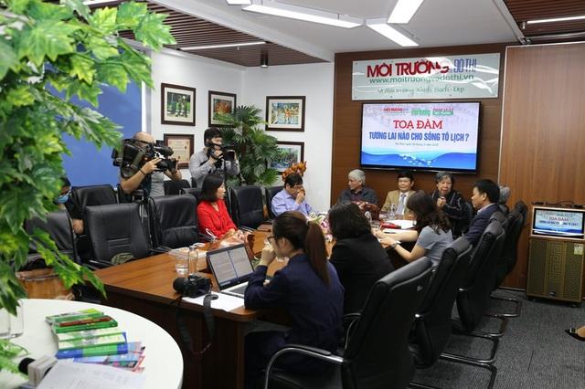 TPHCM hồi sinh được kênh Nhiêu Lộc hôi thối, Tô Lịch ở Hà Nội thì sao? - 1