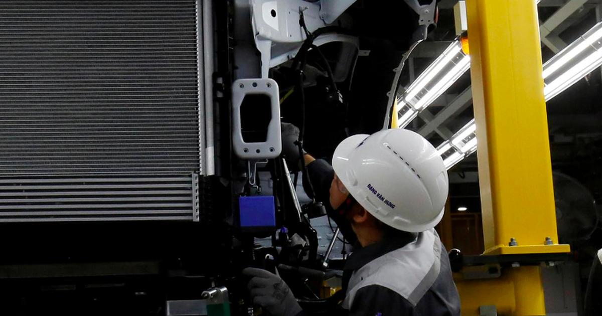Foxconn đàm phán với VinFast hợp tác sản xuất ô tô điện