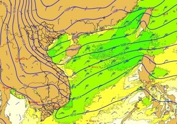 Bắc Bộ chuyển rét từ ngày mai 21/3, nhiệt độ thấp nhất phổ biến 15-18 độ