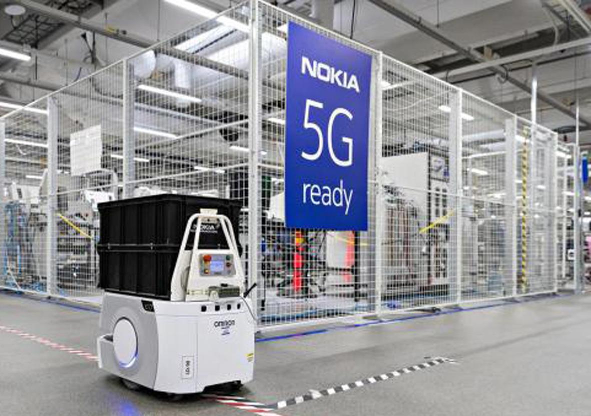 """Nokia dù sao vẫn là một """"ông lớn"""" đã được chứng minh và vẫn đang là tiên phong trong ngành cơ sở hạ tầng 5G."""