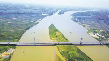 """Quy hoạch hai bên bờ sông Hồng: """"Mỏ vàng"""" mới để Hà Nội phát triển"""