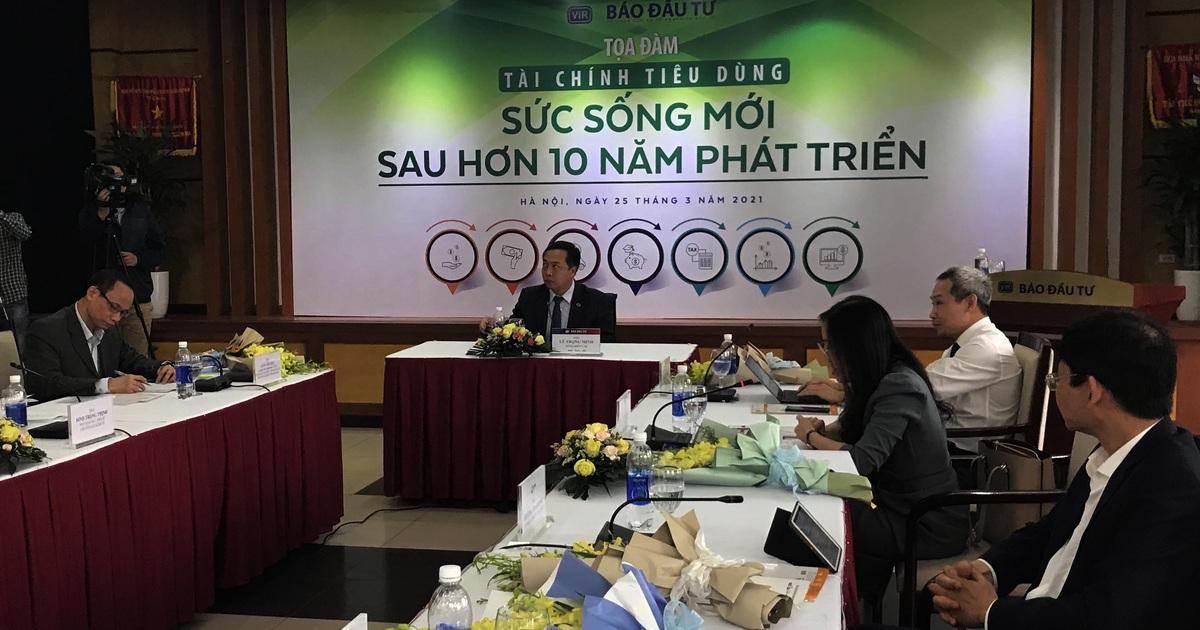 """""""Thị trường tài chính tiêu dùng Việt Nam chủ yếu nằm trong tay 3 ông lớn"""""""