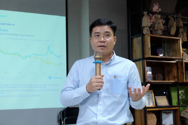 CEO Fiin Group ông Nguyễn Quang Thuân