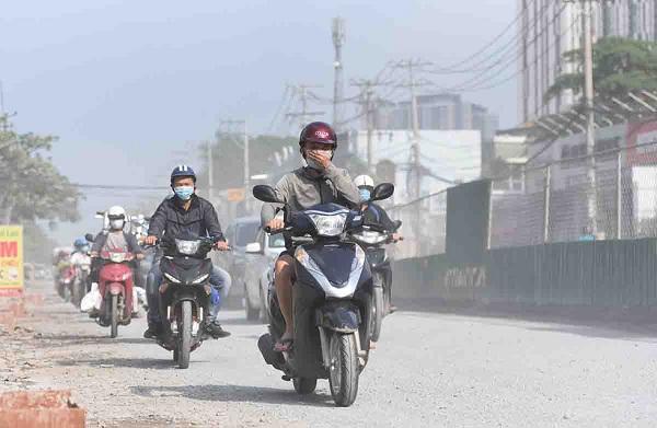 Tại Việt Nam ước tính mỗi năm có 34.000 ca tử vong liên quan đến ô nhiễm không khí.