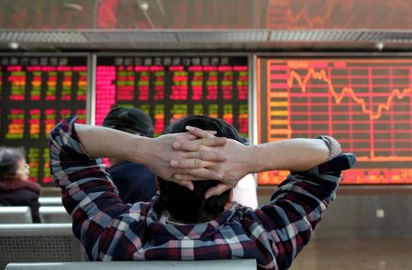 chỉ số CSI 300 đã lao dốc 15% kể từ khi chạm đỉnh 13 năm trong tháng 2/2021, trong bối cảnh Trung Quốc bắt đầu thắt chặt chính sách tiền tệ