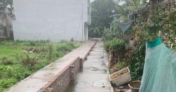 Đã phá bỏ bức tường chia đôi lối đi ở Hải Phòng