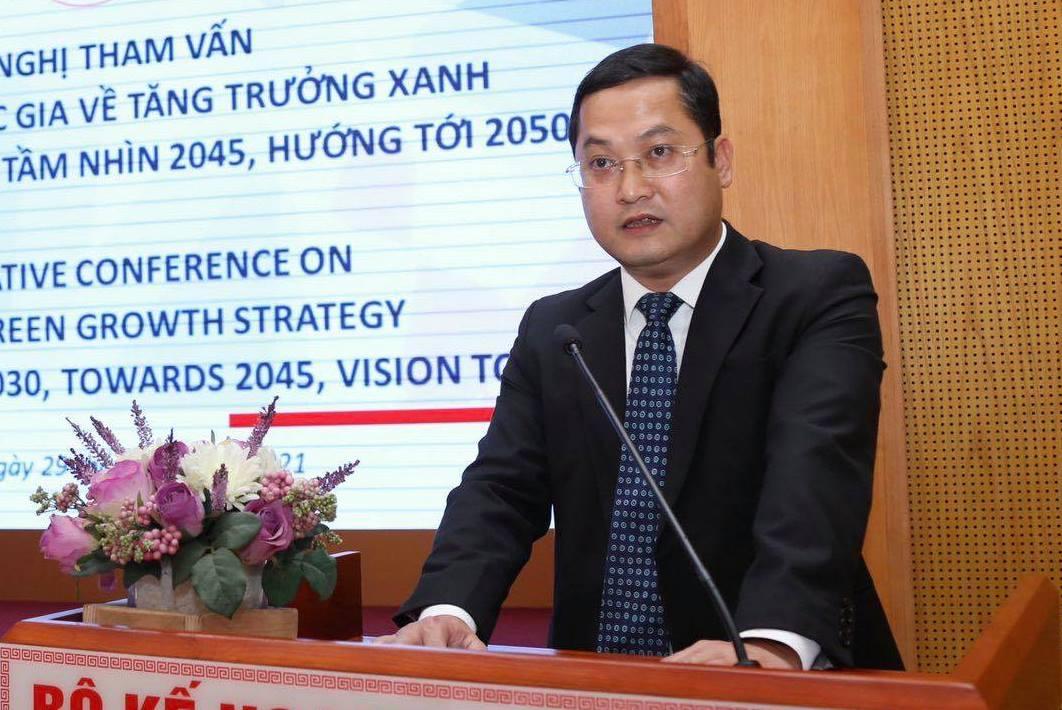 Sắp trình Thủ tướng Chiến lược quốc gia mới về tăng trưởng xanh