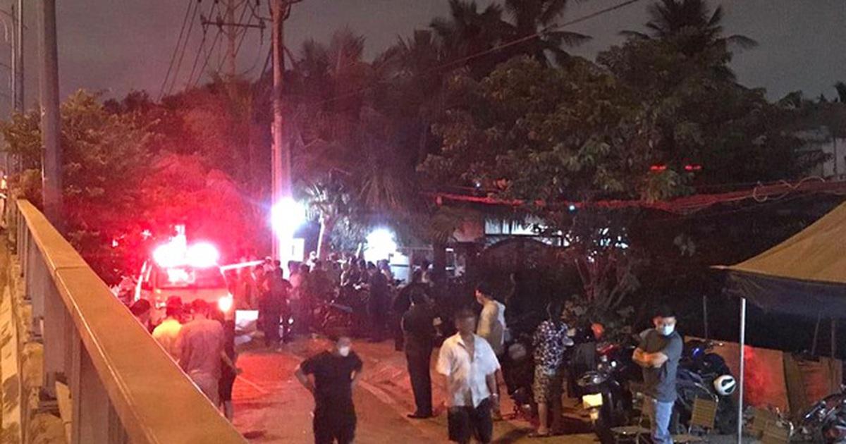 Vụ cháy nhà 6 người chết: Người duy nhất sống sót bị bỏng nặng