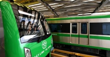 Bắt đầu chuyển giao đường sắt Cát Linh-Hà Đông, chạy thương mại trước 30/4