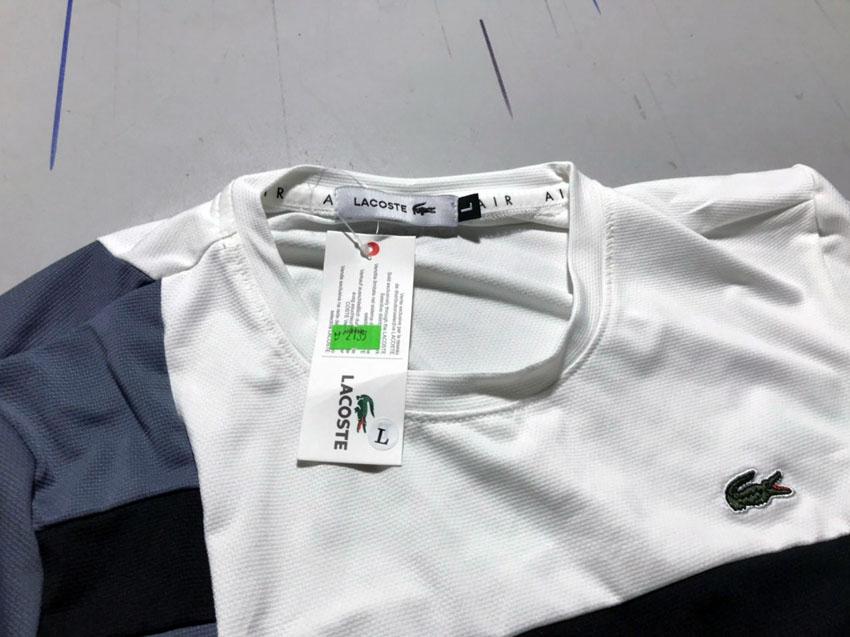 Phát hiện cơ sở sản xuất quần áo giả mạo nhãn hiệu nổi tiếng tại Hà Nam