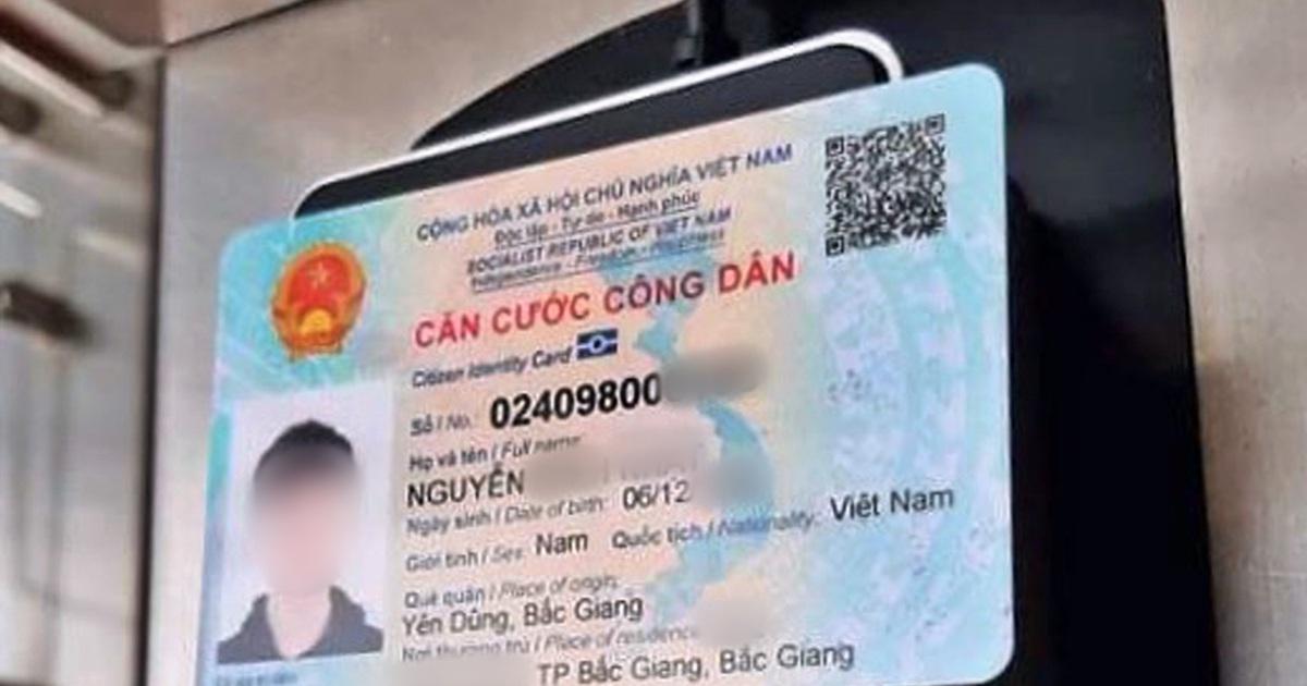 Cấp số định danh cá nhân với công dân đã đăng ký khai sinh sẽ như thế nào?