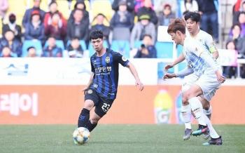 """Công Phượng vẫn bị """"trói"""" bởi áp lực ở Incheon United?"""