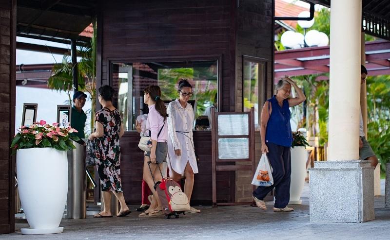 kham pha khu vui choi nghi duong dau tien check in bang khuon mat tai viet nam