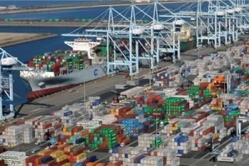 Cước vận tải biển lại tăng vọt