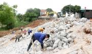 Hà Nội tăng tốc hoàn thành 17 dự án phòng, chống thiên tai: Bảo đảm tiến độ, chất lượng