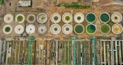 Cận cảnh nhà máy xử lý nước thải lớn nhất miền Bắc dần hình thành