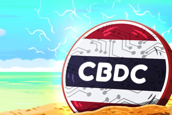 CBDC Thái Lan đang rộng đường phát triển.