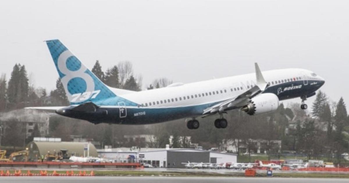 Việt Nam mở cửa không phận cho máy bay Boeing 737 Max đi vào lãnh thổ