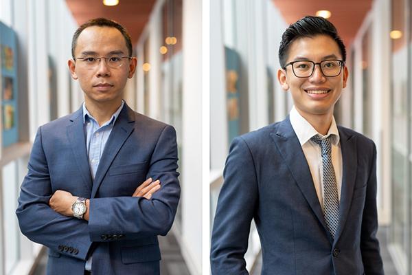 Tiến sĩ Đoàn Bảo Huy và Tiến sĩ Phạm Nguyễn Anh Huy là thành viên Trung tâm Công nghệ Tài chính và Tài chính mã hóa (FinTech-Crypto Hub) và giảng viên Tài chính tại Đại học RMIT.