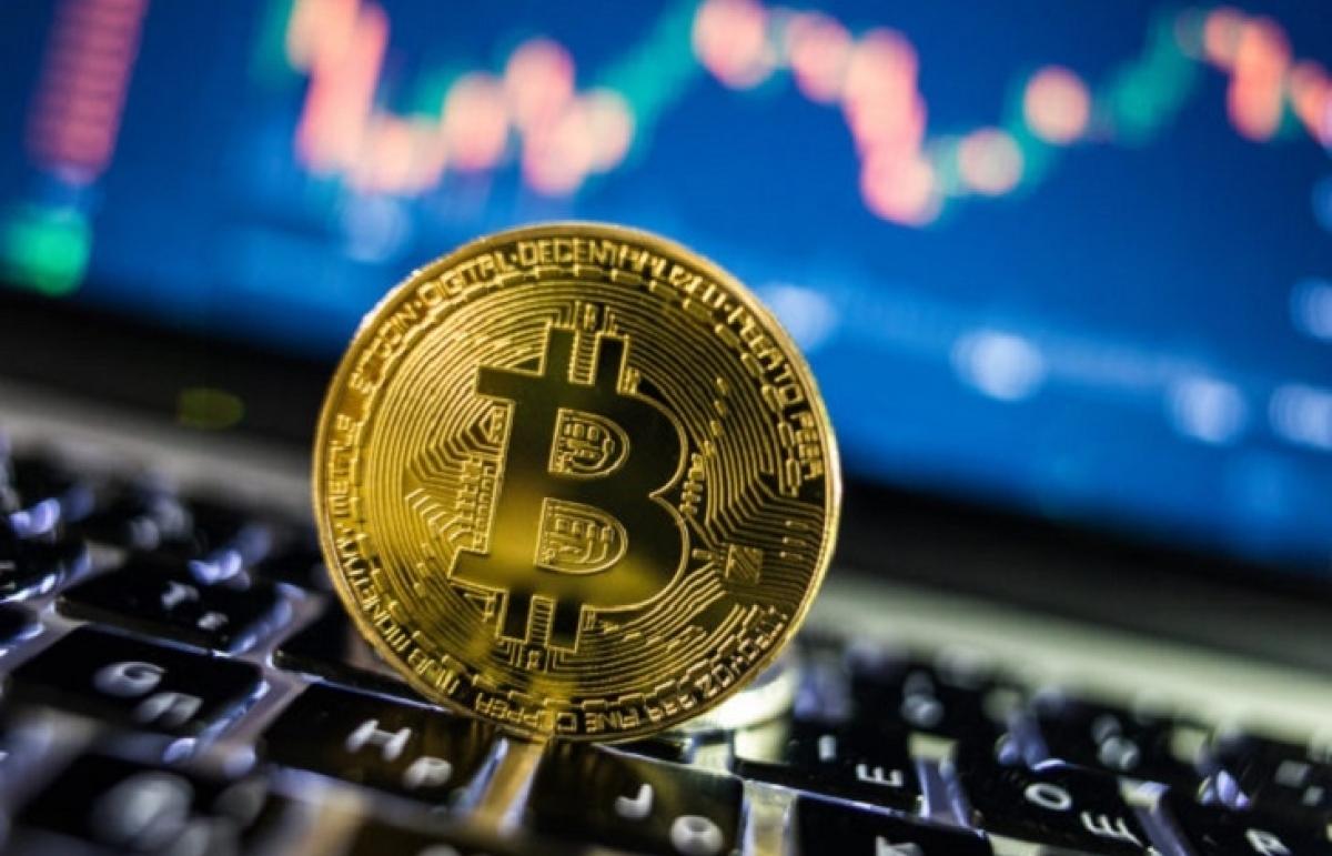 Nhìn tận ruột đồng Bitcoin