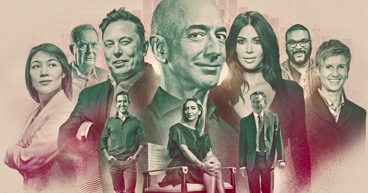 Ai thắng, ai thua trong bảng xếp hạng tỷ phú 2021 của Forbes?