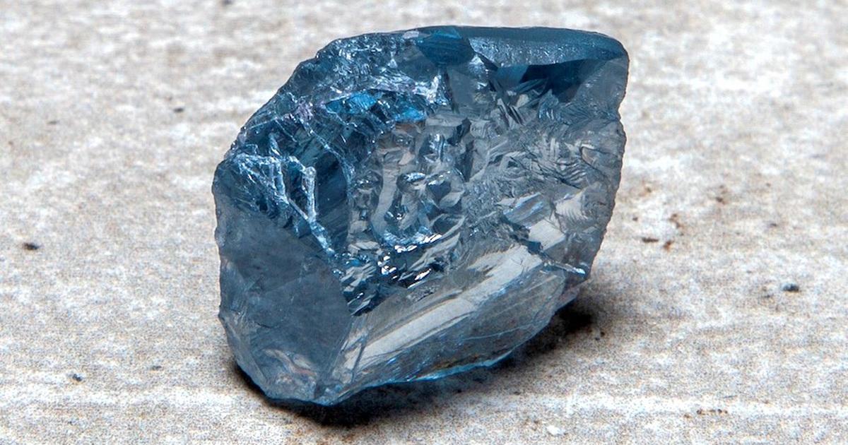 """Đào được viên kim cương xanh khủng, """"chất lượng đặc biệt"""""""