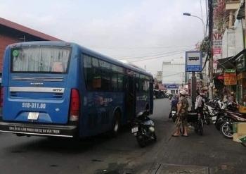 TP HCM: Thực hư việc xe buýt không phục vụ người khuyết tật