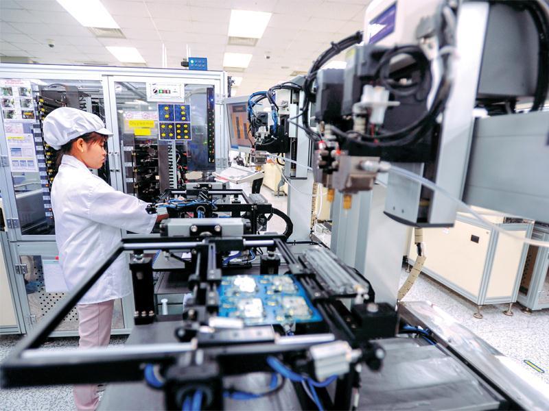 Một điểm tích cực trong thu hút đầu tư nước ngoài của Việt Nam trong quý đầu năm, đó là vốn giải ngân ước đạt 4,1 tỷ USD, tăng 6,5% so với cùng kỳ năm 2020.