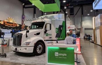 TuSimple lên sàn và tương lai của vận tải điện tự lái