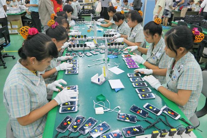 Doanh nghiệp FDI chiếm 98% kim ngạch xuất khẩu sản phẩm điện tử