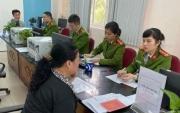 Công an TP Hà Nội thay đổi địa điểm cấp căn cước công dân