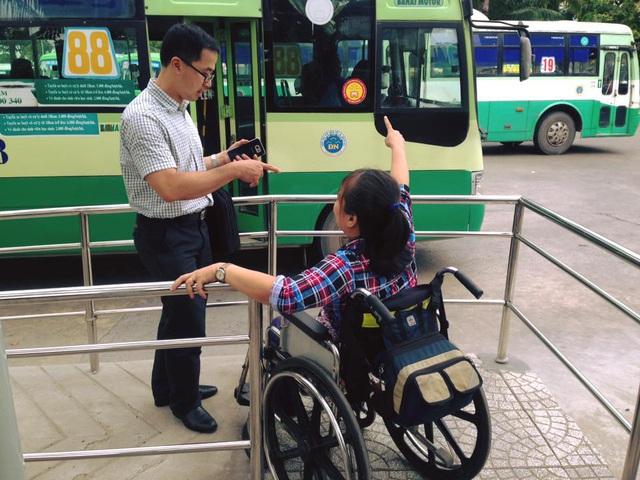 Xe buýt từ chối phục vụ người khuyết tật: Phân biệt đối xử từ trong tư duy! - 4