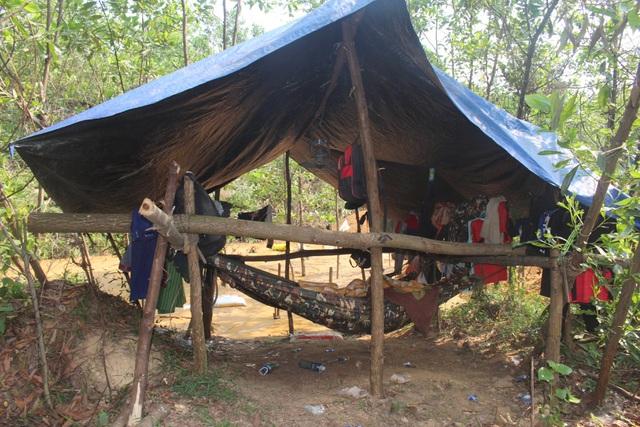 Vàng tặc ở Bồng Miêu: Tiền công ngày 200 nghìn, thấy công an là phải trốn - 6