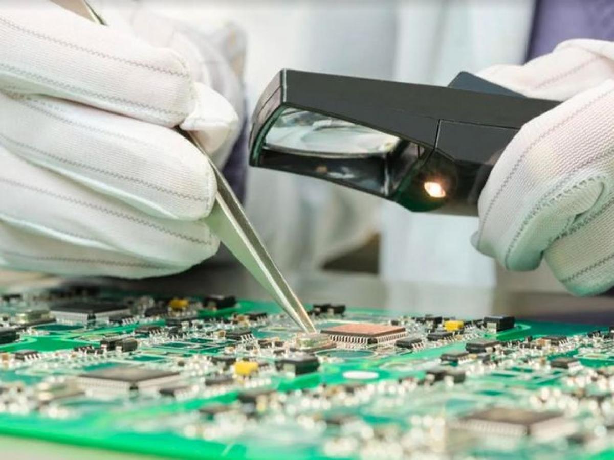 Trung Quốc đẩy mạnh sản xuất vi mạch tích hợp trong năm 2020 -