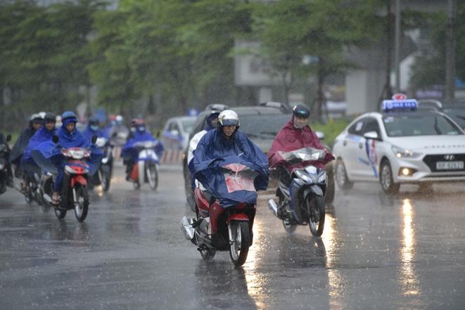 Thời tiết 10 ngày (18/4-27/4/2021): Mưa rào và dông rải rác trên cả nước