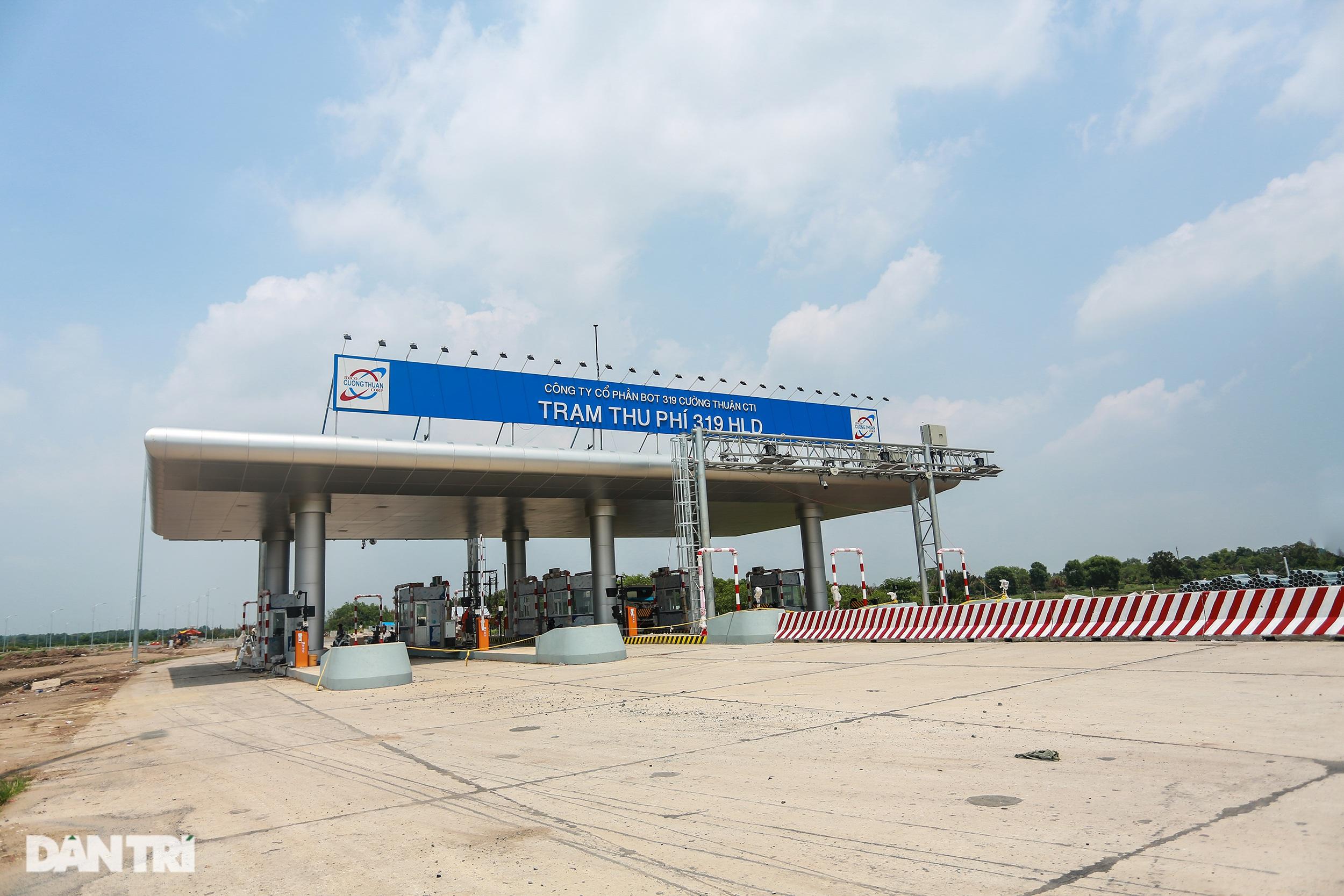 Gấp rút thi công các nút giao trọng điểm cao tốc Long Thành - Dầu Giây - 15