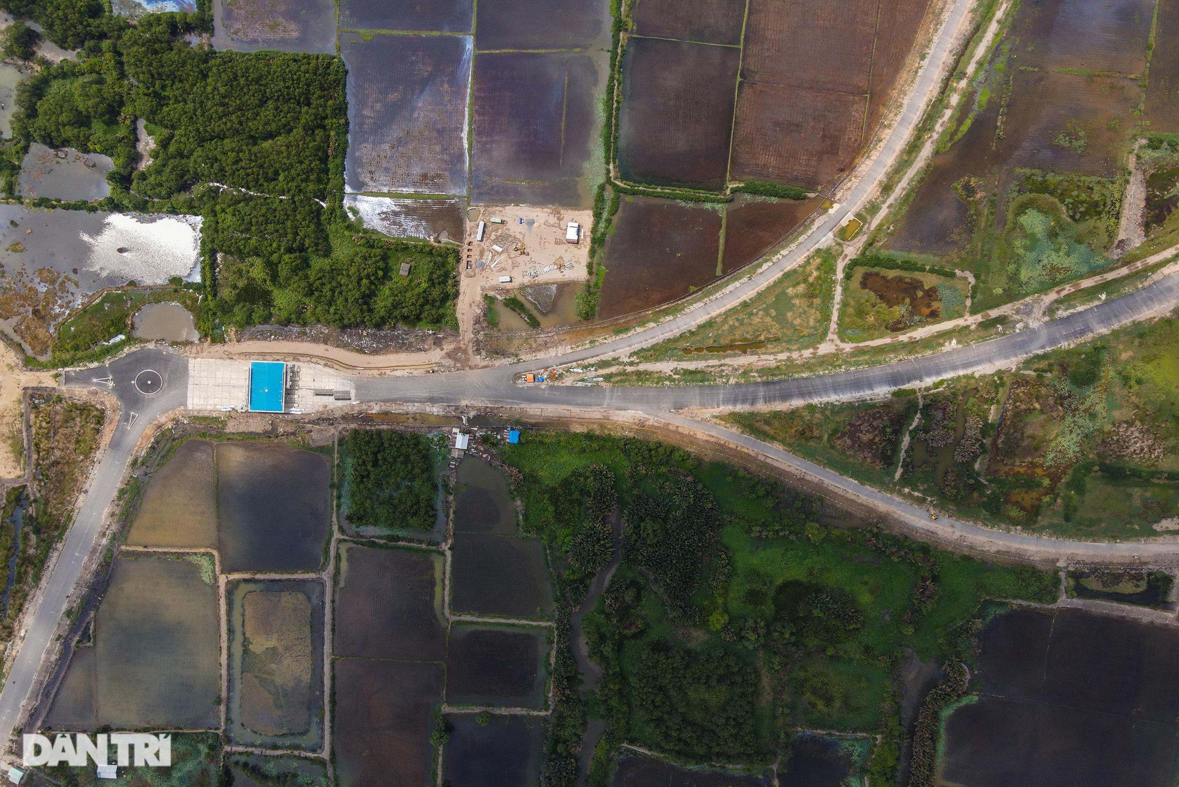 Gấp rút thi công các nút giao trọng điểm cao tốc Long Thành - Dầu Giây - 7