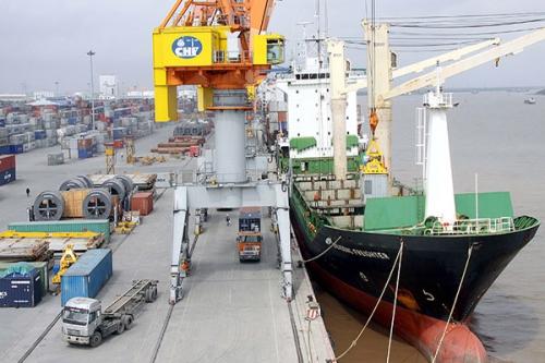 Vì sao hàng container qua cảng biển Việt Nam tăng cao dù có nhiều biến động?