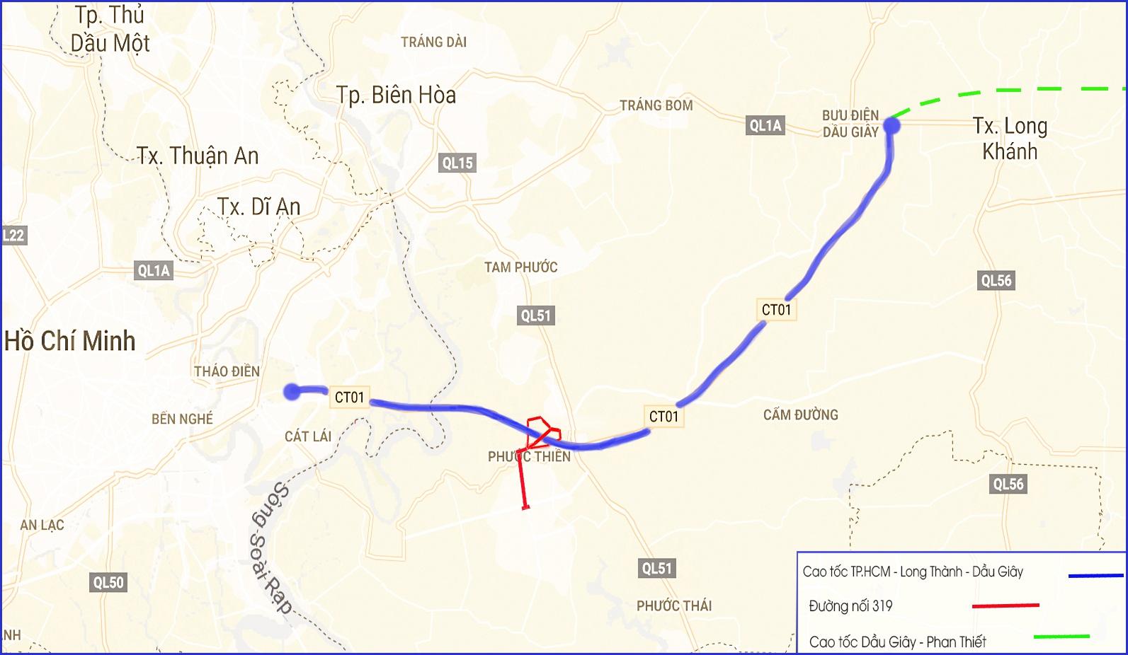 Gấp rút thi công các nút giao trọng điểm cao tốc Long Thành - Dầu Giây - 5