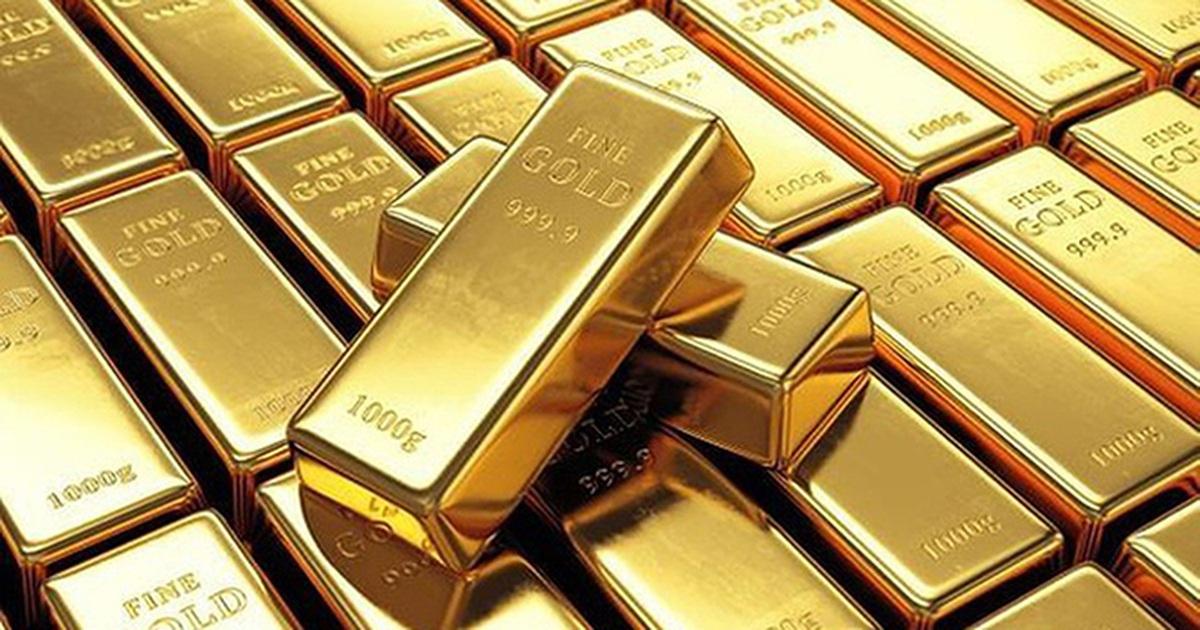 Trung Quốc bất ngờ nhập 150 tấn vàng sau thời gian nhỏ giọt